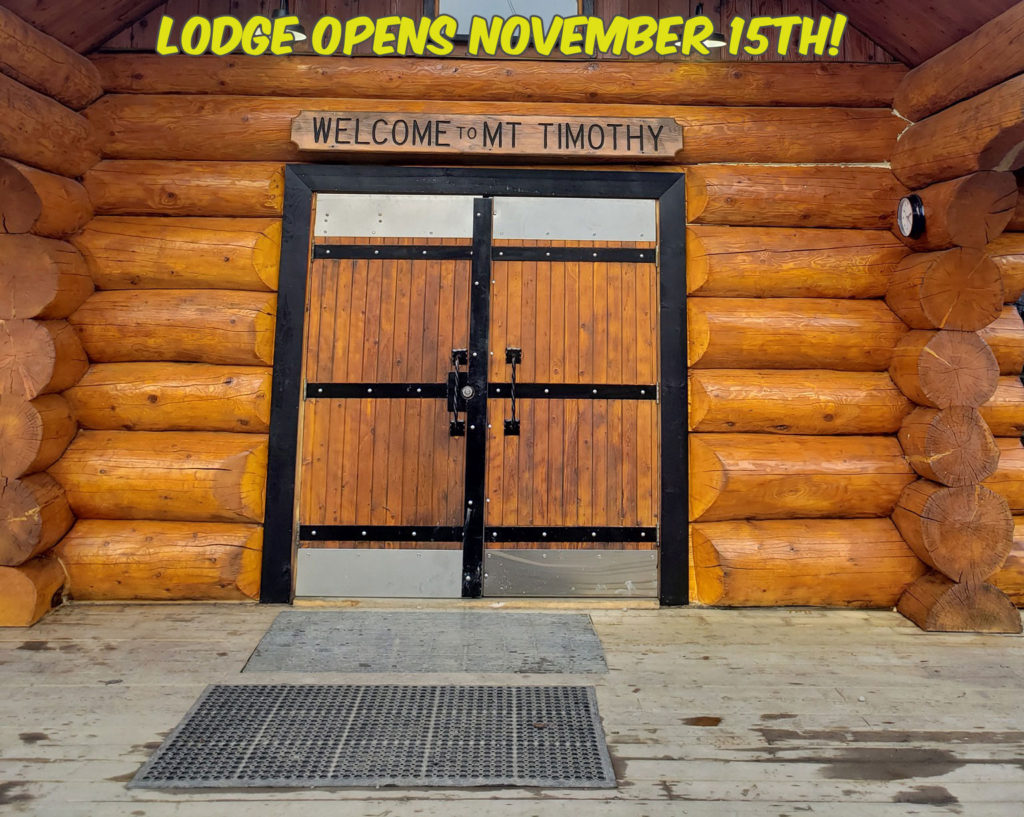 when does mt timothy open
