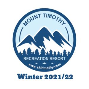 Mt. Timothy 2021/22 Ski Pass